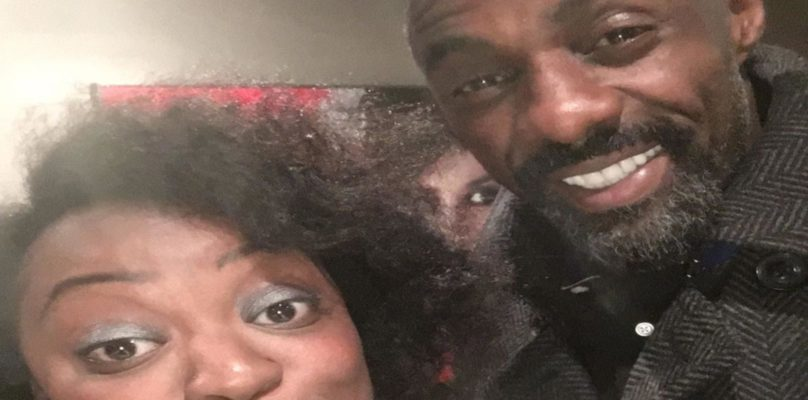 Judi Love and Friends... Idris Elba