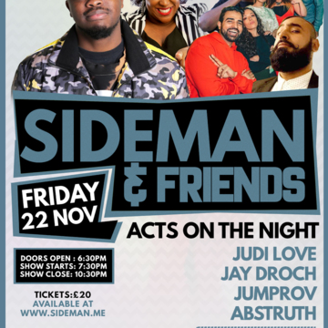 sideman-and-friends